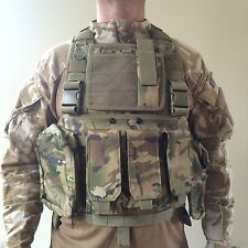 GHST-Tactical® *Redwing* Molle Vest Chest Rig Harness Carrier Multicam MTP