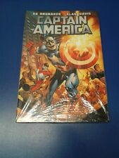1x  Captain America Hard Cover TPB Volume 2 New/Scuffed Cover/Packaging Singles