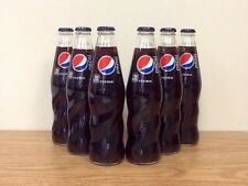 Pepsi Sixpack Old Fashioned Glass Bottle Soda Pop
