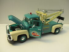 "Ford F-100 Tow Truck * 1956 * ""Bob`s Towing"" * Welly * Maßstab 1:18 * OVP * NEU"