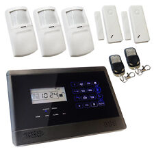 Sentry Pro Touch Screen Wireless Intruder Burglar House Alarm Solution 2