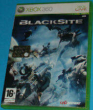 Blacksite - Microsoft XBOX 360 - PAL