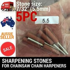 7/32 5.5MM QUALITY SHARPENING STONES FOR CHAINSAW SHARPNER 12V/9.6V OREGON STIHL