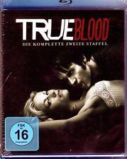 TRUE BLOOD, Staffel 2 (5 Blu-ray Discs) NEU+OVP
