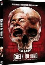 Dvd THE GREEN INFERNO - (2013) *** Horror *** ......NUOVO