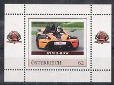 Austria Österreich 2015 - KTM X-BOW mnh