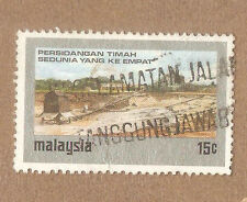 World Tin Conference day  stamp:  15c