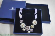 NWT $450 Signed SWAROVSKI REGENCY RIBBON NECKLACE (1128004) now $146.98