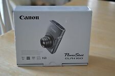 Canon PowerShot ELPH 160 / IXUS 160 20.0 MP Digital Camera - Silver