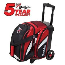 KR Strikeforce Cruiser Red/White/Black 1 Ball Roller Bowling Bag