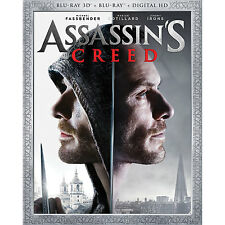 Assassin's Creed 3D ( 2D/3D Blu-ray/Digital ) with Slipcover