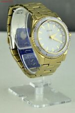 BNWT Beautiful Ladies Watch GUESS Gold Stainless Steel Women G-Link U0557L4