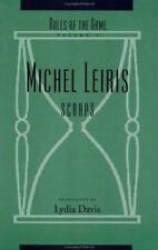 Scraps Vol. 2 by Michel Leiris (1997, Paperback)
