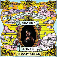Sharon Jones & The Dap-Kings - Give the People What They Want (1LP Vinile) NUOVO