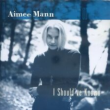 7inch AIMEE MANN i should've known UK 1994 EX