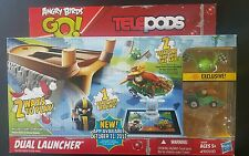 Angry Birds Go Telepods Dual Launcher Kart Hasbro Exclusive Cart Ships Same Day!