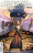 The Lone Ranger Vindicated #3 (of 4) Comic Book 2015 - Dynamite