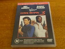 LETHAL WEAPON 3 DVD *LIKE NEW*