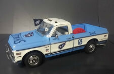 1972 CHEVY CHEYENNE TENNESSEE TITANS #1 FAN TRUCK NFL DANBURY MINT 1/24 DIE CAST
