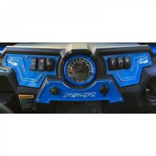 2015 Polaris RZR Blue 3 Piece 6061 Performance Dash Switch Panel RZR4 XP1000 UTV