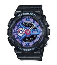Casio G Shock * GMAS110HC-1A S Series Gshock Watch Black Women COD PayPal MOM17