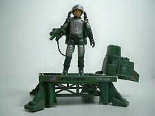 D0503557 GRAND SLAM WITH JUMP JET PACK 1983 GI JOE 100% COMPLETE DECALED LOOSE