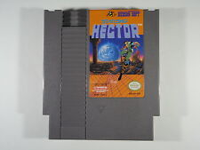 ¤ Starship Hector ¤ (Game Cart) GREAT Nintendo NES