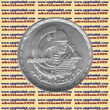 """1993 Egypt Egipto Египет Ägypten Silver Coins """"20 year of October War""""1 P,#KM810"""