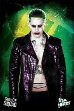 SUICIDE SQUAD THE JOKER POSTER (61x91cm)  NEW WALL ART