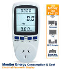 2015- NEW Saving Power Energy Meter Consumption Monitor