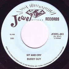 "Buddy Guy - Try To Quit You Baby 7"" lp - new copy - Chicago Blues"