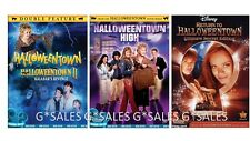 Halloweentown Complete Movie Series 1 2 3 4 (1 + 2 + High +Return) NEW DVD SET