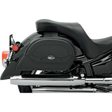 Saddlemen Cruis'n Slant Large Throw-Over Saddlebags Victory Hammer Kingpin V92C