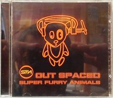 Super Furry Animals (SFA) - Out Spaced: B Sides & Rarirties 94-98 (CD 2000)