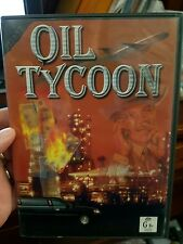 Oil Tycoon - PC GAME - FREE POST