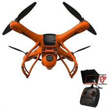"Wingsland Minivet Drone w/ 5"" LCD Screen FPV Quad w/ Camera & 3-Axis Gimbal"