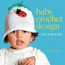 Dover Knitting, Crochet, Tatting, Lace: Baby Crochet Design : Hats and...