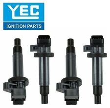 YEC JAPAN Direct Ignition Coils IGC104A Set of 4