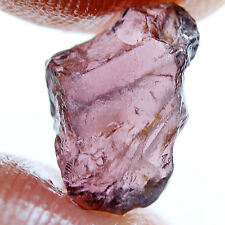 3.23 ct.Purple Pink Spinel Burma Natural Rough Gemstone Unheated Free shipping!!