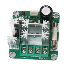 New 6V-90V 15A DC 1000W Motor Speed Control PWM Switch Controller