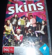 Skins Complete Fifth Series Season 5 (Australia Region 4) DVD – New