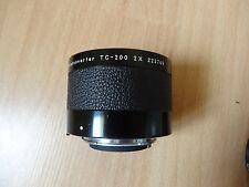 NIKON TC 200 convecteur X2 doubleur (FE FE2 FM2 F3 F4 F5 D700 D800 D3)