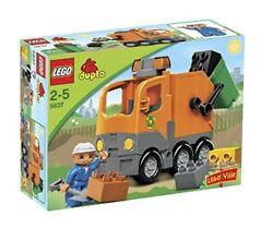 LEGO duplo Ville 5637 Müllabfuhr Preisvergleich ...