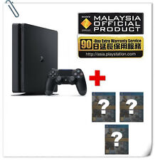 FREE 3 GAMES PS4 Slim 500GB CUH2006A Sony Malaysia Warranty ASIA SYSTEM CONSOLE