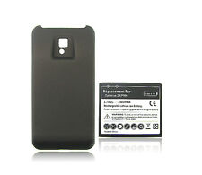 3500mah Extended Rechargeable Backup Battery + Back Cover For LG Optimus 2x P990