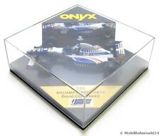 ONYX 236 Williams Renault FW17 David Coulthardl - OVP