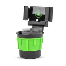 Universal Cup Holder Smart Phone Bettery Charger Adhesion Cradle for All Vehicle