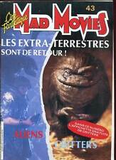 MAD MOVIES N°43. Aliens. Critters. Décembre 1986.