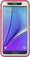 OtterBox DEFENDER for Samsung Galaxy Note 5 MELON POP (SAGE GREEN/HIBISCUS PINK)