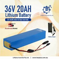 36V 20AH Lithium-ion Battery 4 eBike Electric Scooter Mobility Bicycle Li-ion